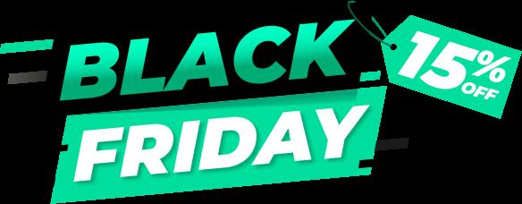 Promoção Black Friday 2020 (15% OFF)